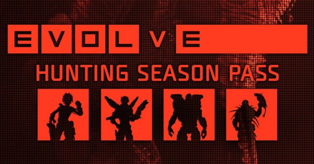 Evolve (エボルブ) : ハンティングシーズンパス