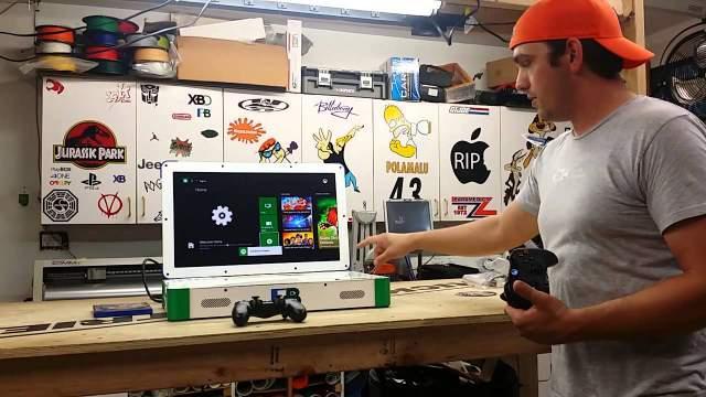 PS4とXbox Oneとモニタが一体化した夢のゲーム機「PlayBox」爆誕