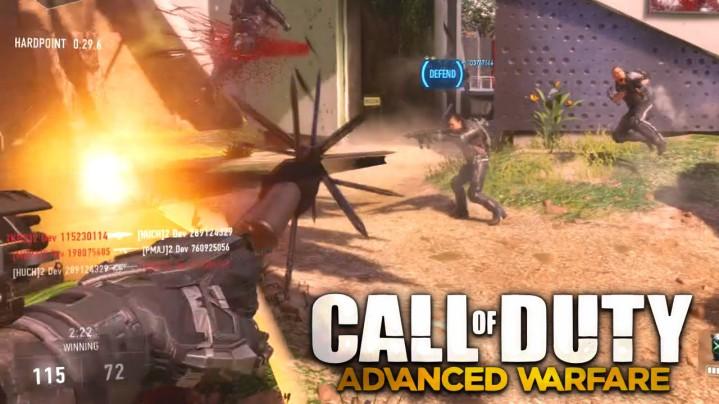 "CoD:AW:第2弾DLC""Ascendance""のプレイ動画が続々公開"