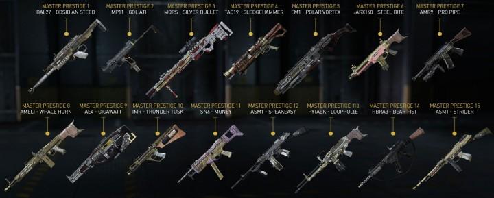 CoDAW-エリート武器- _S