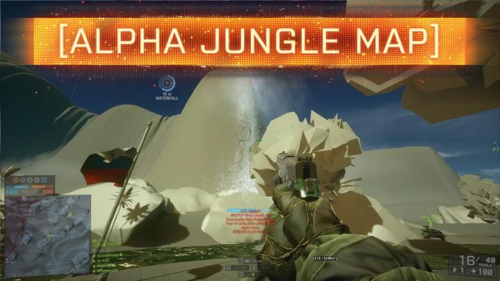 BF4:新マップ「ジャングル(仮)」の貴重なプレイ動画