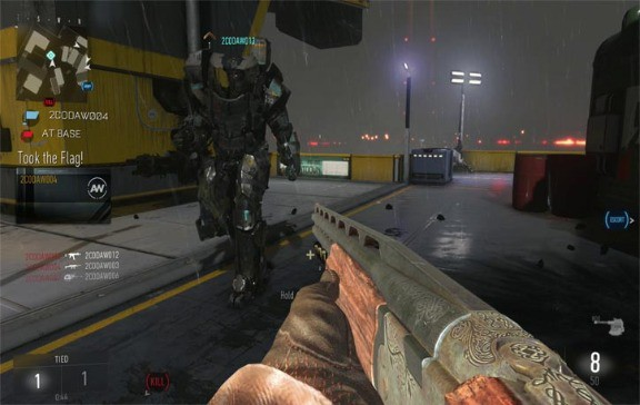 "CoDAW:第3弾DLC""Supremacy"