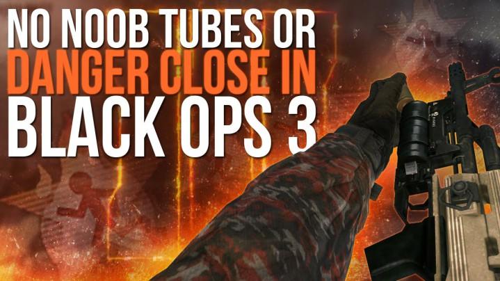 CoD:BO3:CoD最新作ではグレポンやRPG、デンクロなどの爆発系が削除