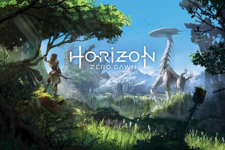 人間 vs 巨大動物型マシン:ゲリラの壮大な新規IP『Horizon: Zero Dawn』公開
