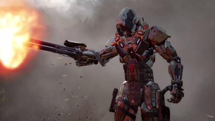 CoD:BO3:「スペシャリストキャラクター」に成長要素、レベルアップでアイテムアンロック