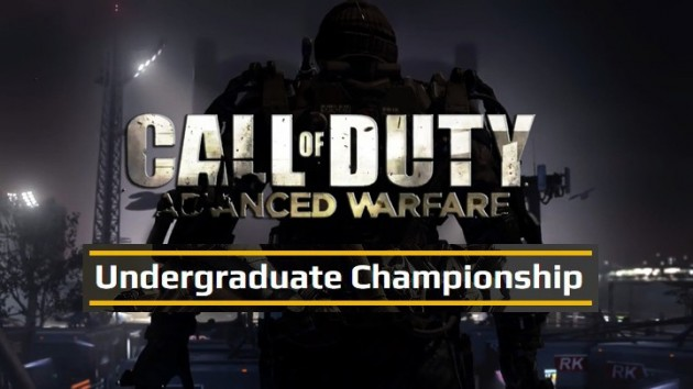 Call-of-Duty-Advanced-Warfa_-Undergraduate Championshi