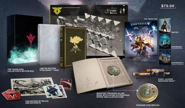 Destiny-taken-king-collectors