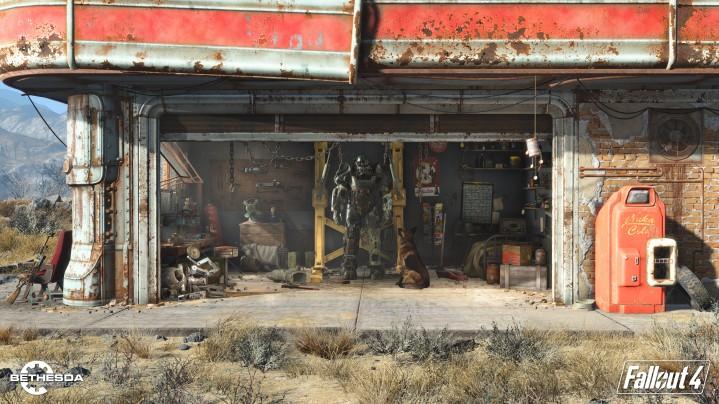 """Fallout 4:日本語版の発売日は""""2015年冬""""、限定セットの「Pip-Boyエディション」も"""
