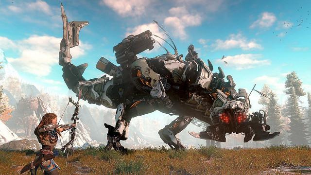 噂:機械恐竜ハンティング『Horizon Zero Dawn』が2017年初頭に発売延期、PS4kに対応か