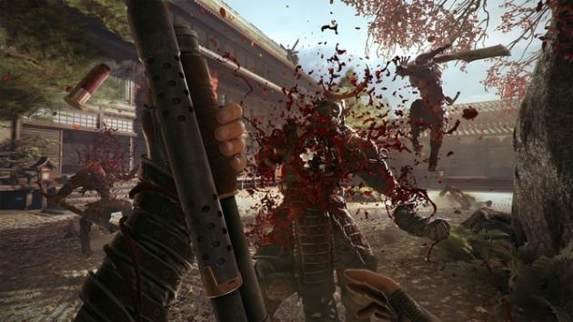 グラサン・ニンジャのグロ和風FPS『Shadow Warrior 2』アナウンストレイラー(PS4/X1/PC)