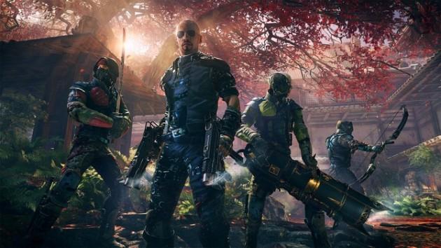 グロ和風FPS『Shadow Warrior 2』、ゲームプレイ映像公開(PS4/X1/PC)