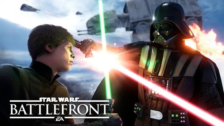 "Star Wars バトルフロント:40人対戦の""Walker Assault""マルチプレイヤー映像公開"