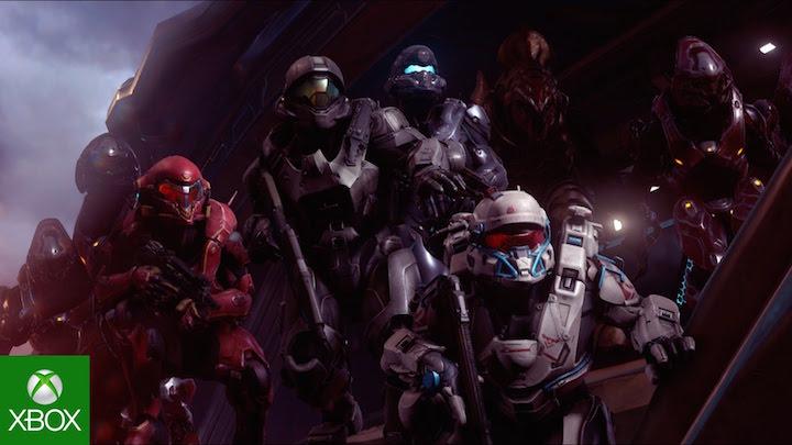 Halo 5: Guardians:キャンペーンデモプレイ & Warzoneの24人対戦トレイラー公開