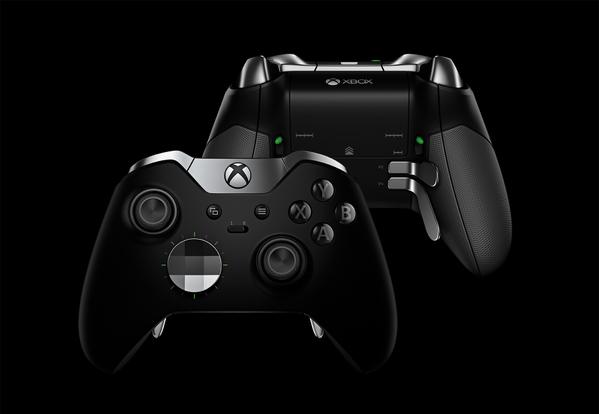 プロゲーマー向けの公式Xbox Oneコントローラー発表、お値段なんと約18500円