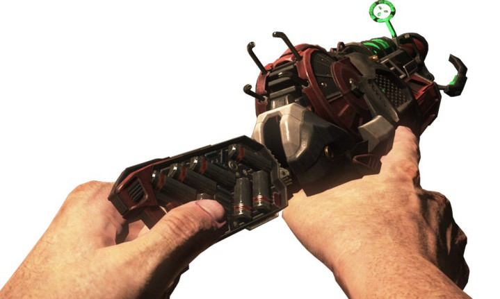CoD:BO3:ゾンビモードに「レイガン Mark 3」登場か、画像チラ見え