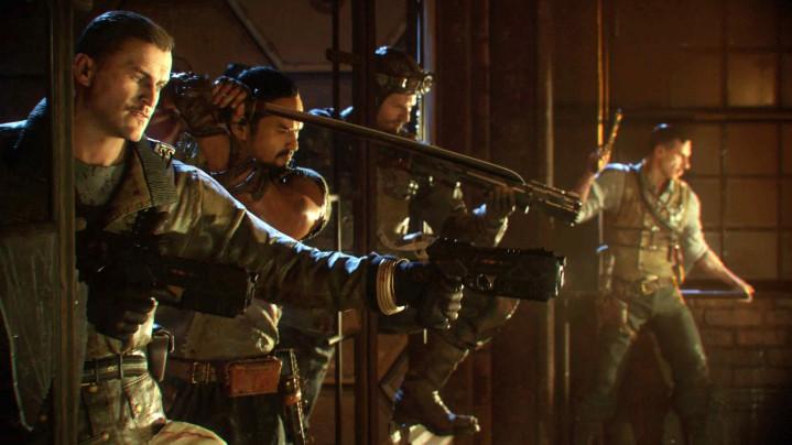 "CoD:BO3:ゾンビマップ""The Giant""公式トレイラー公開。""Der Riese""のリメイクマップ"