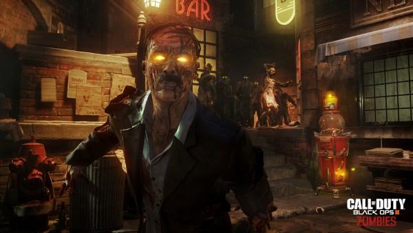 """CoD:BO3:ゾンビモード""""Shadows of Evil""""トレイラー公開、「史上最も深いゾンビ体験」"""