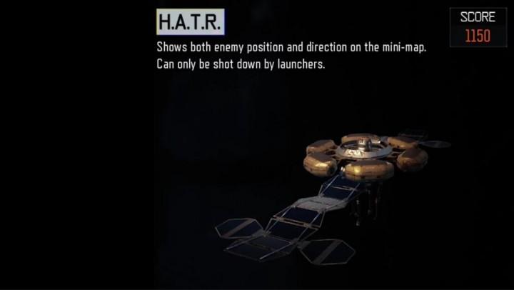 H.A.T.R.:敵の位置と方向をミニマップ上に表示する ランチャーで破壊可能
