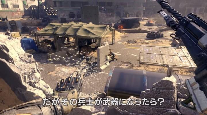 CoD:BO3:日本版の公式アナウンストレイラー公開(字幕 / PlayStation)