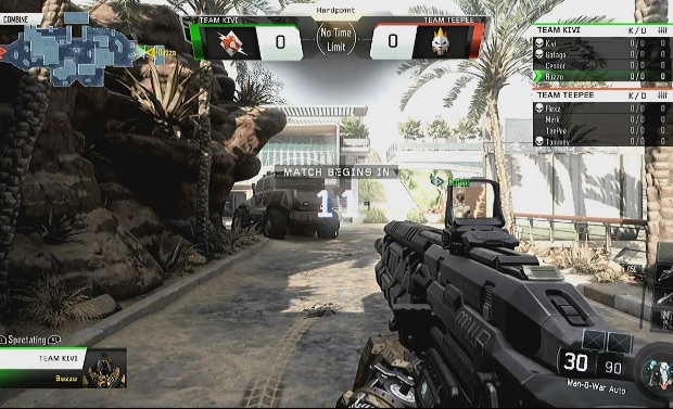CoD:BO3:生放送をゲーム内で視聴可能に。観戦や実況機能も