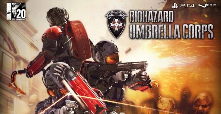 PS4/PC版『バイオハザード アンブレラコア』の事前予約開始、予約特典や追加DLCも発表
