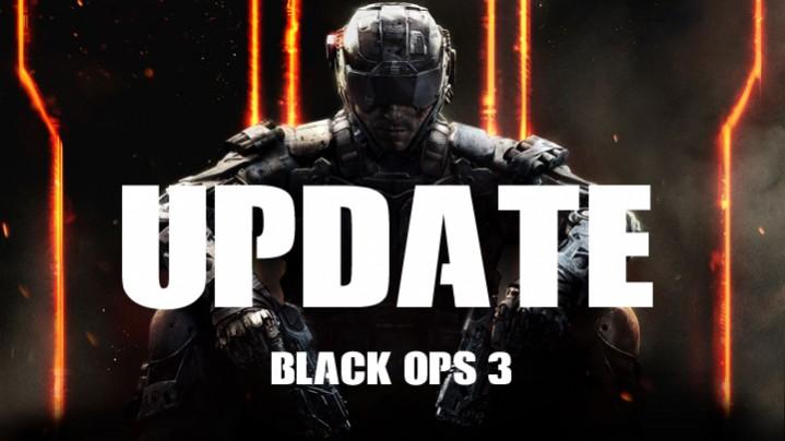 CoD:BO3:最新パッチ1.06配信、武器やスペシャリストなど多数の変更と修正(PS4)