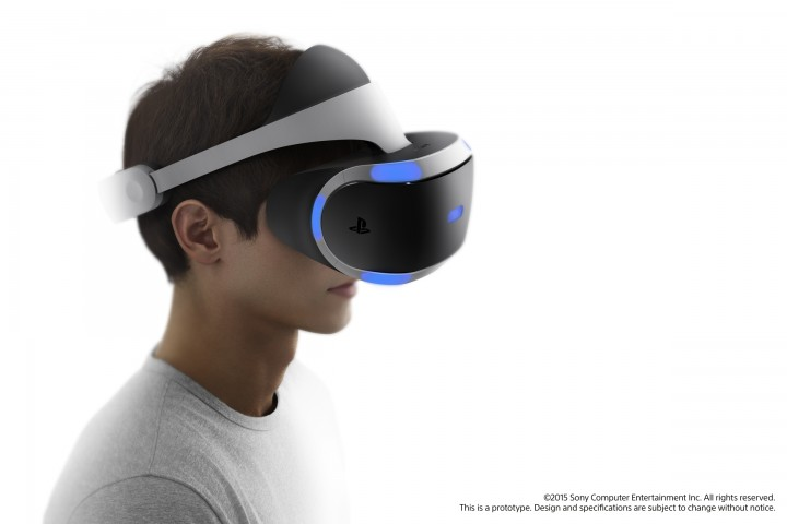 PS4:モーフィアス(仮)の正式名称が「PlayStation VR」に決定、2016年上半期発売。TGSで体験可