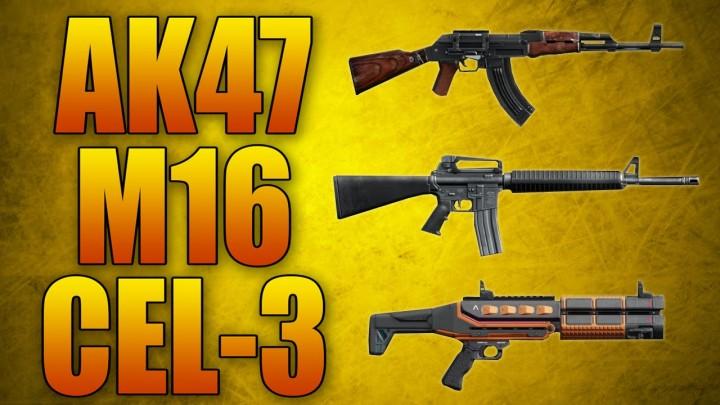 CoD:AW:新武器AK47、M16、CEL-3が解禁、プレイ動画登場!(Xbox One)