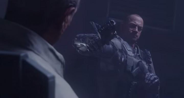 『CoD:BO3』の悪役は、ハリウッド俳優クリストファー・メローニ氏