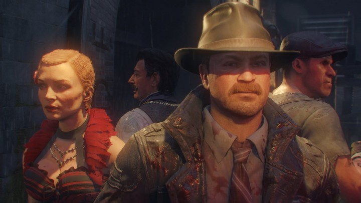 "CoD:BO3:ゾンビモード""Shadows of Evil""のプロローグ映像公開"