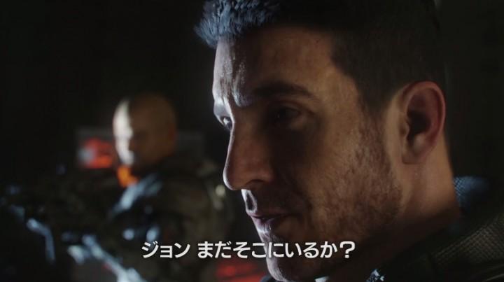 『Call of Duty: Black Ops 3(コールオブデューティー ブラックオプス 3)』日本語版トレイラー
