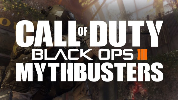 CoD:BO3:マルチプレイヤーの気になる噂を検証する、Mythbusters第一弾公開