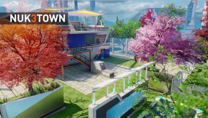 Black Ops シリーズ:歴代「Nuketown」比較画像(15枚)