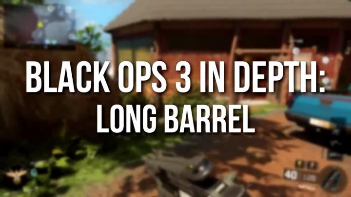 CoD:BO3:「最強アタッチメント」ロングバレルの威力詳細