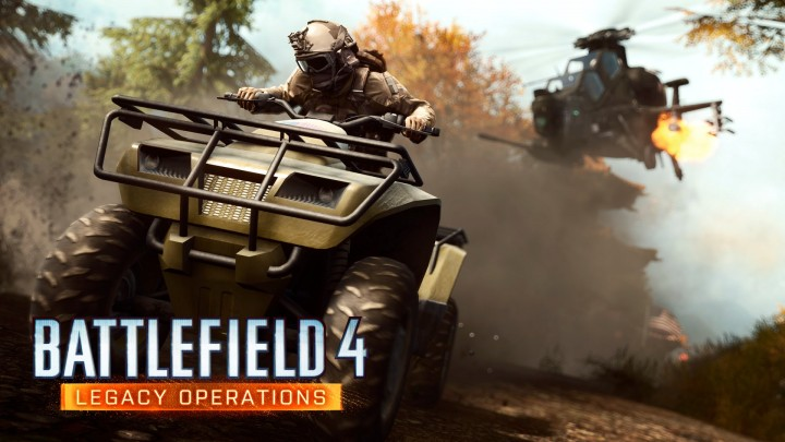 "BF4:迫力満点、無料DLC""Legacy Operations""のシネマティックトレーラー公開(日本語版)"