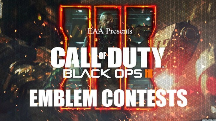 Black Ops 3 エンブレムコンテスト