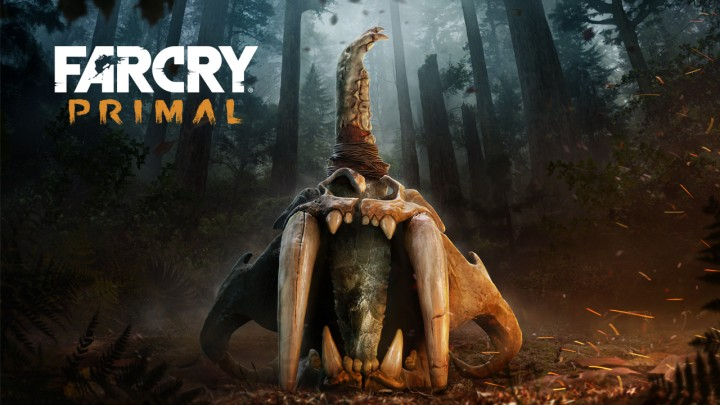 The Game Awards 2015にて『Far Cry Primal』の新たな映像が公開