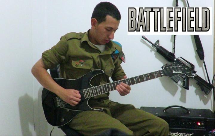 歴代『Battlefield』ギターメドレー 「DICEは彼を雇うべき」