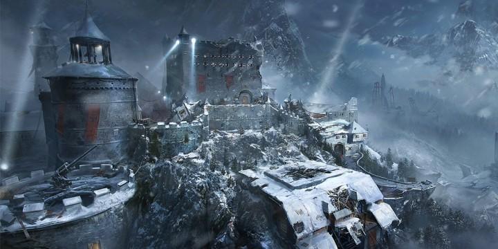 BO3 ゾンビ グリフィン城