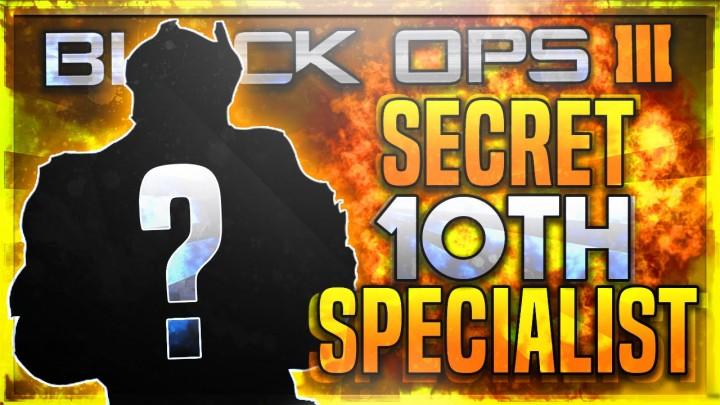 速報 | CoD:BO3:遂に「10人目のスペシャリスト」が登場か