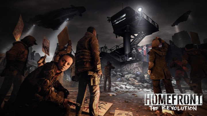 『Homefront: The Revolution』の発売日は5月17日?米百貨店でリークか