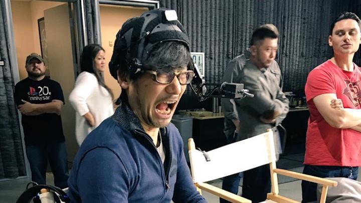 自由になった小島監督、さっそく世界中の最新ゲームテクノロジーを楽しげにリサーチ