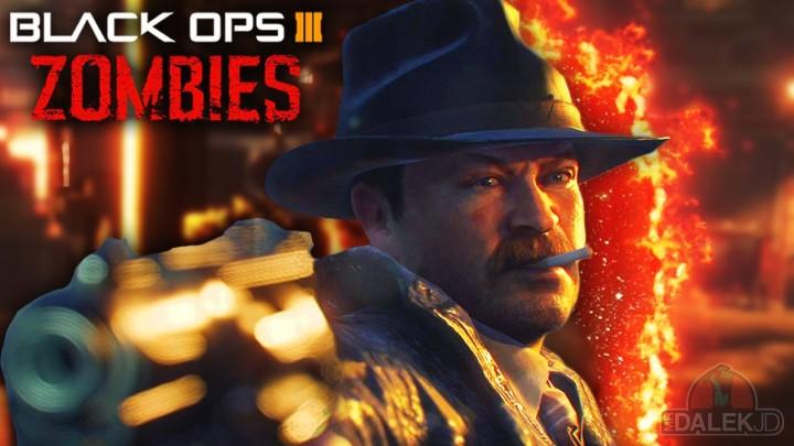 "CoD:BO3:""Shadows of Evil""の「ジャック・ヴィンセント」は未来人!?海外で話題に"