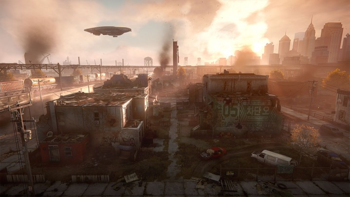 HOMEFRONT the Revolution-ufo