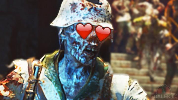 CoD:BO3:ゾンビの血がハートに! 愉快なバレンタインイースターエッグ