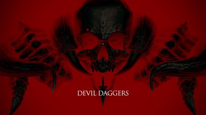 1990年代のアーケードを意識した異色のFPS『Devil Daggers』、Steamでリリース(498円)