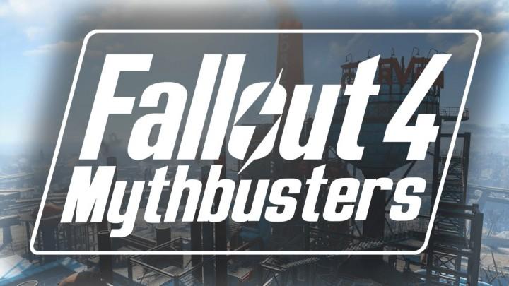 Fallout 4:気になる噂を徹底検証、都市伝説バスターズ第4弾が公開