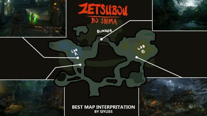 "CoD:BO3:""Zetsubou No Shima(絶望の島)""の地図がトレーラーでチラ見せ"
