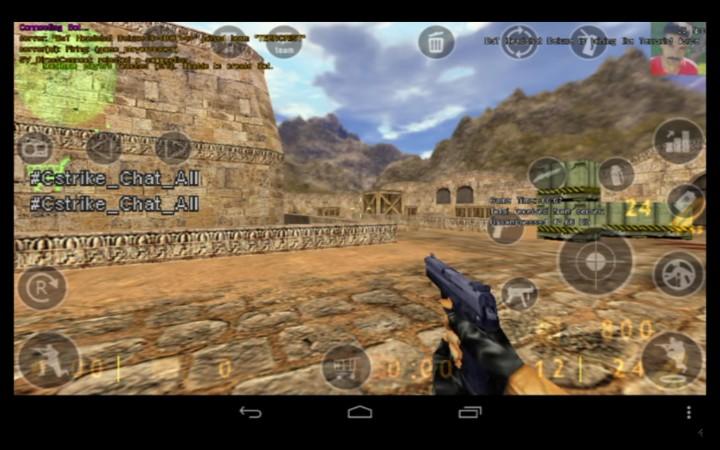 名作FPS『Counter-Strike 1.6』がAndroidでプレイ可能に。完全再現に驚きの声