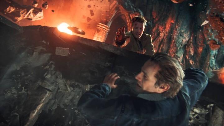 『Uncharted 4: A Thief's End(アンチャーテッド 海賊王と最後の秘宝)』
